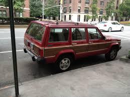 1989 jeep wagoneer limited curbside capsule 1984 91 jeep xj wagoneer limited u2013 social climber