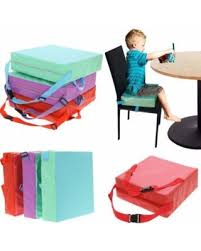 Booster Seat Dining Chair Great Deal On Portable Baby Kids Toddler Feeding High Chair