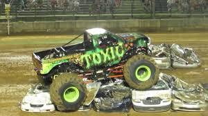 monster truck show in va cory snyder return in toxic freestyle monster truck fredrick