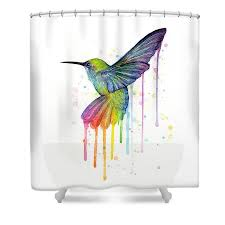 Bird Shower Curtains Wild Birds Shower Curtains Fine Art America