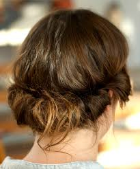 headband roll ways to wear bedhead hair hairstyles nail beauty and