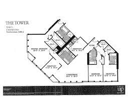 L Tower Floor Plans Tower Floorplans Urbanfw