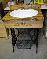 Salvage Bathroom Vanity by Bathroom Vanity Sink By Justagirl Lumberjocks Com