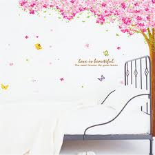 online get cheap flower wall decal aliexpress com alibaba group