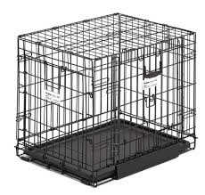 ovation trainer double door dog crates midwest homes for pets