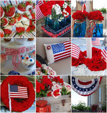 4th of july home decor elegant and july decorations straws fourth also th then blue party