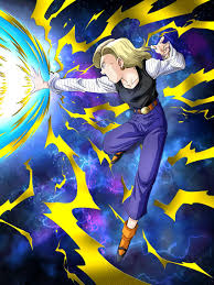 z android 18 clever tactics android 18 z dokkan battle wikia