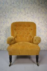 Antique Upholstered Armchairs 19th Century Antique Upholstered Armchair Antique Furniture For