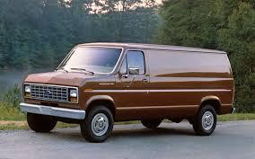 1986 ford econoline 70 80 u0027s ford van pinterest ford vans