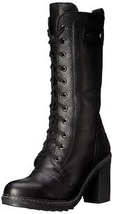 Amazon Com Harley Davidson Women U0027s Lunsford Work Boot Shoes