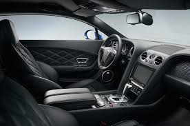 black bentley interior 2013 bentley continental gt speed first test motor trend