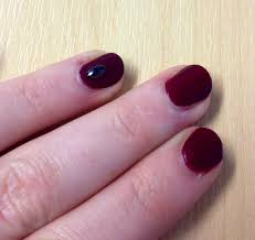 a review autumn nails ft oriflame twolittleowlsblog