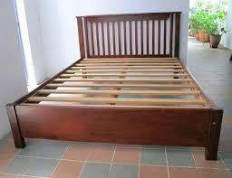bedroom excellent best 25 solid wood platform bed ideas on