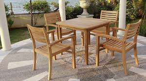 Good Wood For Outdoor Furniture by Is Teak Good For Garden Furniture Garden Furniture Tips Youtube