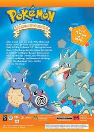 amazon com pokemon adventures in the orange islands the