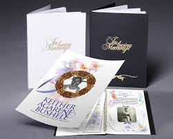 funeral booklets funeral service book archives memories funeral order of