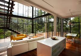 interior glass walls for homes elevated swimming pool with alluring interior glass walls for