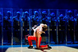 review billy elliot the musical at manchester palace theatre
