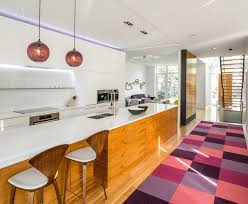 Kitchen Lighting Stores Pendant Lighting Gives This Modern Kitchen A New Twist Lighting