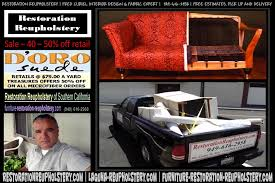 Furniture Repair And Upholstery Fallbrook Ca Restoration Reupholstery Custom Furniture Upholstery