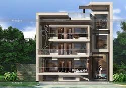 home exterior design in delhi home exterior designing service in kamla nagar delhi works of art