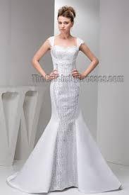 cap sleeve wedding dress chic trumpet mermaid sequins cap sleeve wedding dress