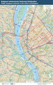 Map Of Budapest City Manager Alexandra Suba Budapest Mycityhighlight