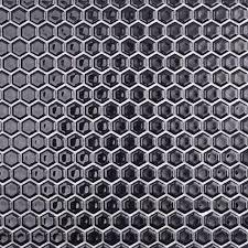 Best 10 Black Hexagon Tile by Splashback Tile Bliss Hexagon Black 12 In X 12 In X 10 Mm