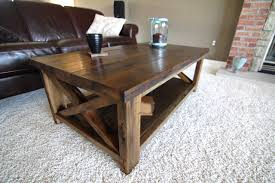 Exotic Coffee Tables by Rustic Coffee Tables