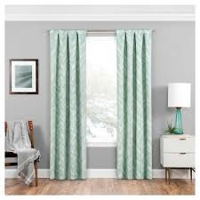 Lime Green Blackout Curtains Mint Green Blackout Curtains Target