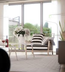 scandinavian interior floor to ceiling windows interior design