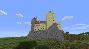 bran castle dracula u0027s castle minecraft project