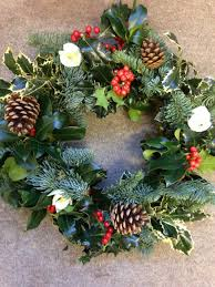 Real Christmas Trees Ipswich Kaye Souter Festive Workshops
