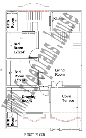 50 Sqm To Sqft by 35 55 Feet 178 Square Meters House Plan