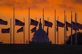 Why Are The Flags Half Mast Today When Half Staff Goes Full Time U S Texas Flags Were Lowered