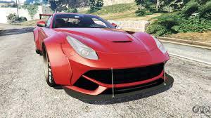 Ferrari F12 Liberty Walk - ferrari f12 berlinetta 2013 for gta 5