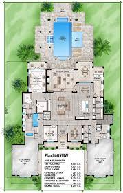 spacious tropical house plan 86051bw architectural designs
