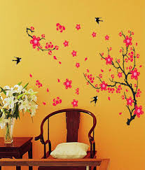 Design Wall Decals Online Wow Interiors And Decors Animals U0026 Birds Pvc Wall Stickers Buy