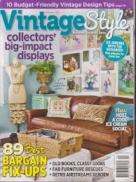 vintage style magazine spring 2015 country almanac 192 amazon com