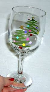 dec 21 wine glass painting let s paint