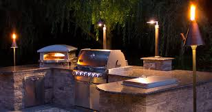 outdoor kitchen lighting ideas 25 outdoor kitchen design and ideas for your stunning kitchen