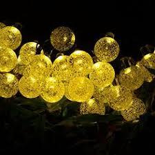 Solar Powered Patio Lights String Solar String Lights Lemontec 200 Led String Lighting