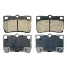 lexus is250 awd brake pads wagner qc1113 thermoquiet ceramic rear disc brake pads