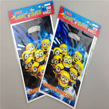 minion gift bags minions party decorations great minions party decorations with