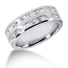 mens engagement ring baguette s wedding ring 1 10ct