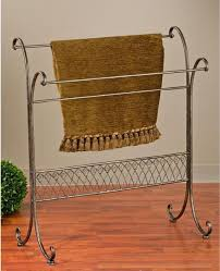free standing towel racks easy home concepts
