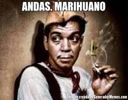 Memes De Marihuanos - andas marihuano meme de cantinflas imagenes memes generadormemes