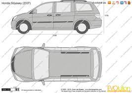 2005 honda crv cargo dimensions
