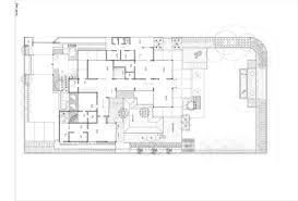 Courtyard House Plan by M I L I M E T D E S I G N