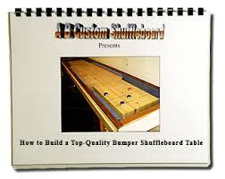 carpet ball table plans bumper shuffleboard plans and accessories zieglerworld com